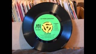 Le Pamplemousse Le Spank 45 rpm short mix