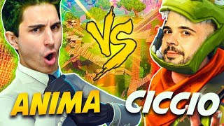 1 VS 1 CONTRO CICCIOGAMER89 SU FORTNITE!