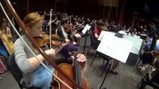 FSU Philharmonia Concert Promo 4/4/14