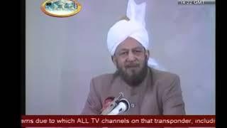 Déclaration de foi des musulmans ahmadis - Sermon du Vendredi 13 Juin 1986