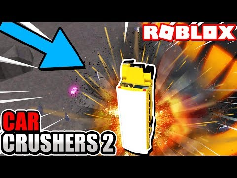 Brand New Demolition Derby in Car Crushers 2! *CRUSH EACH OTHER!*