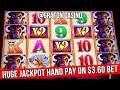 My BIGGEST JACKPOT on BUFFALO GOLD @ Graton Casino ...