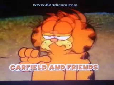 opening to Garfield a tail of two kittens 2006 dvd