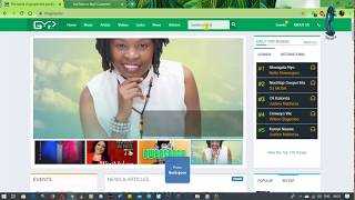 Download Top 10 Websites 2020 to Stream, listen and Download Music free