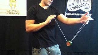 Manobras de yoyo (ioio) Nivel iniciante - Bind basico (retorno para a mão)