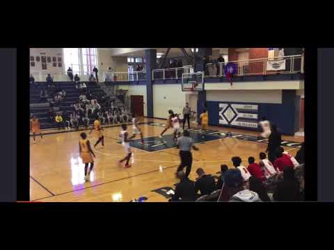 Jordan Gilmore Basketball Highlights (Class Of 2020 Hazelwood East High School)