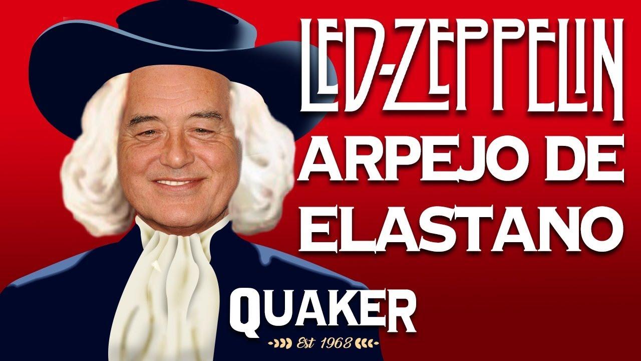 Led Zeppelin, ARPEJOS de ELASTANO e Immigrant Song!