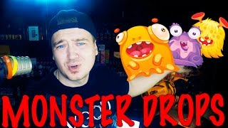 МОНСТР КАПЛИ /Monster Drops by LUXLITE Vaping Community. The House of Monsters