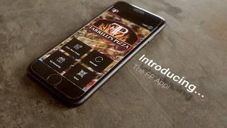 Introducing the Farrelli's Fire Club App!