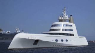 $300 Million Megayacht / Superyacht