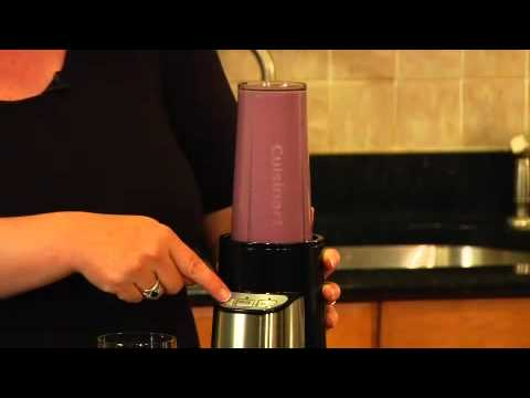 Cuisinart Compact Portable Blending/Chopping System Blender (CPB-300) Demo Video