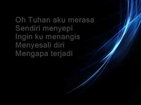 Edcoustic - Sendiri Menyepi (with lyrics)