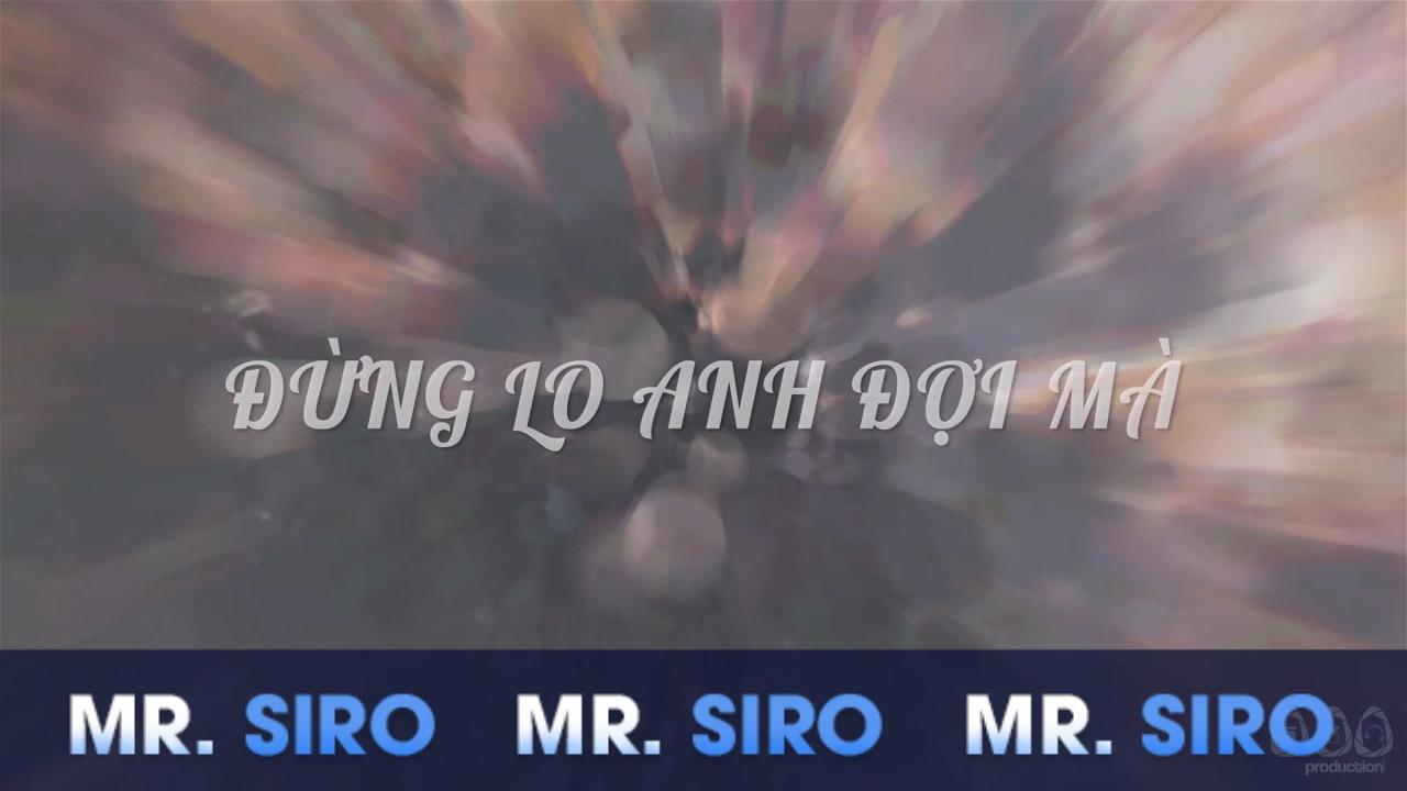 Đừng Lo Anh Đợi Mà – Bình Minh Vũ (Official Lyrics Video)