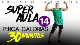 Baixar SUPER AULA 14 - 30 Minutos de Ritmos PARA PERDER CALORIAS | Professor Irtylo Santos
