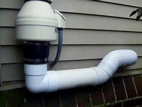 Malfunctioning Radon System