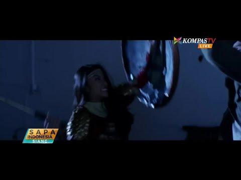 Savira, Gadis Indonesia yang Jadi Stuntwomen Hollywood