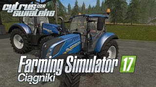 PREZENTACJA MASZYN - CIĄGNIKI | FARMING SIMULATOR 17