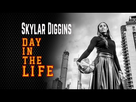 A Day in the Life of Skylar Diggins