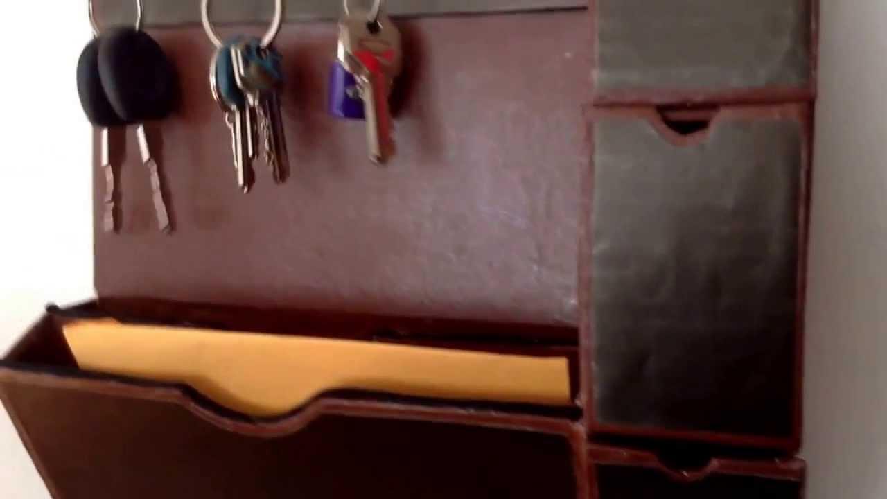 Porta llaves y correspondencia youtube - Marcos de fotos para colgar ...