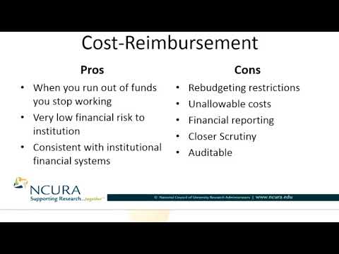 Cost-Reimbursement Contract