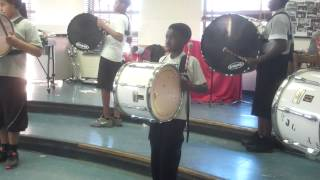 Aycock Middle cadences 4 & Cymbal Funk