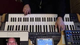 Monja - Ted Power (Cover KORG Pa900)