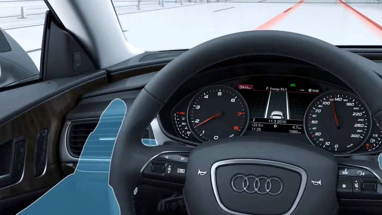 Lane-Departure Warning & Lane-Keeping Assist - Consumer ...