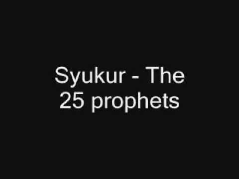 The 25 Prophets  Islamic Collection  Must See