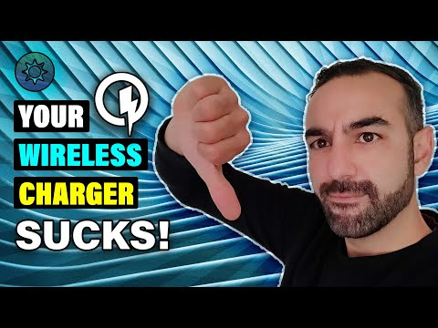 Wireless Chargers SUCK! Here's why! | Sandisk iXpand Review