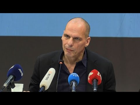 Greece's maverick ex-minister Varoufakis launches new party