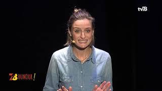 7/8 Humour. Plateau Stand-Up de Melanie Sitbon