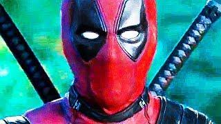 DEADPOOL 2 Bande Annonce VOST ✩ Ryan Reynolds, Comédie, Action (2018)