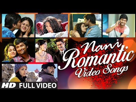 Telugu Romantic Video Songs | Nani Romantic Songs Video Jukebox | Telugu songs