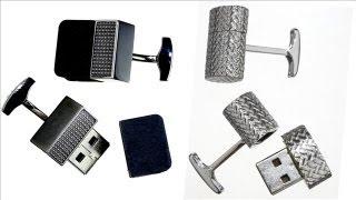 Hot Gadgets: USB Cuff Links