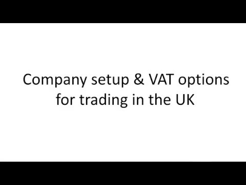 UK Company and VAT Registration Considerations for Amazon Sellers