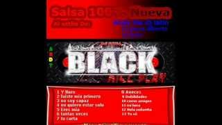 SALSA NUEVA... BLACK THE DISC-PLAY