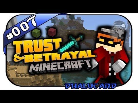 Minecraft: Trust & Betrayal, Dhalucard #007 - NEUER KRAM - Attack of the B-Team
