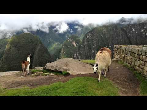 Calling all Ports: Peru's Machu Picchu