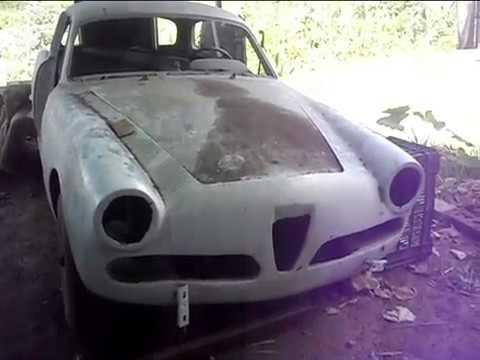 Autos antiguos para restaurar forgotten cars youtube - Mini clasico para restaurar ...