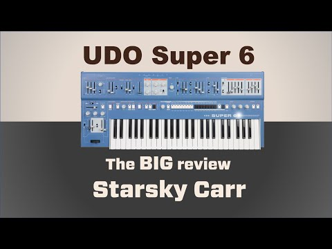 UDO Super6 // All the best bits