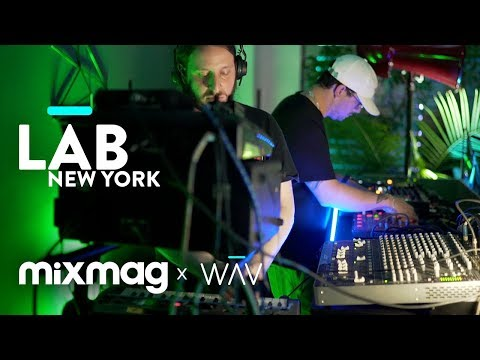 EARTH BOYS (live) album release in The Lab NYC