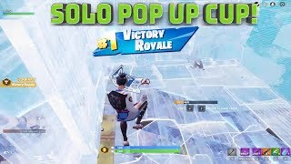 Aim Assist Debate/Pop up Cup Gameplay! - (Fortnite Battle Royale)