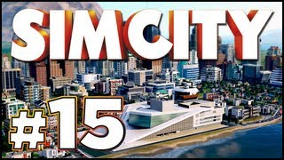 SimCity: Ep 15 - Nuclear Power Plant!