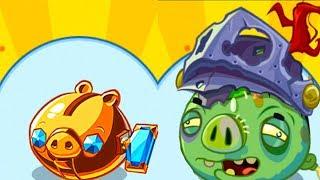 Angry Birds Epic #98 игровой Мультик Bad Piggies #КИД #КРУТИЛКИНЫ