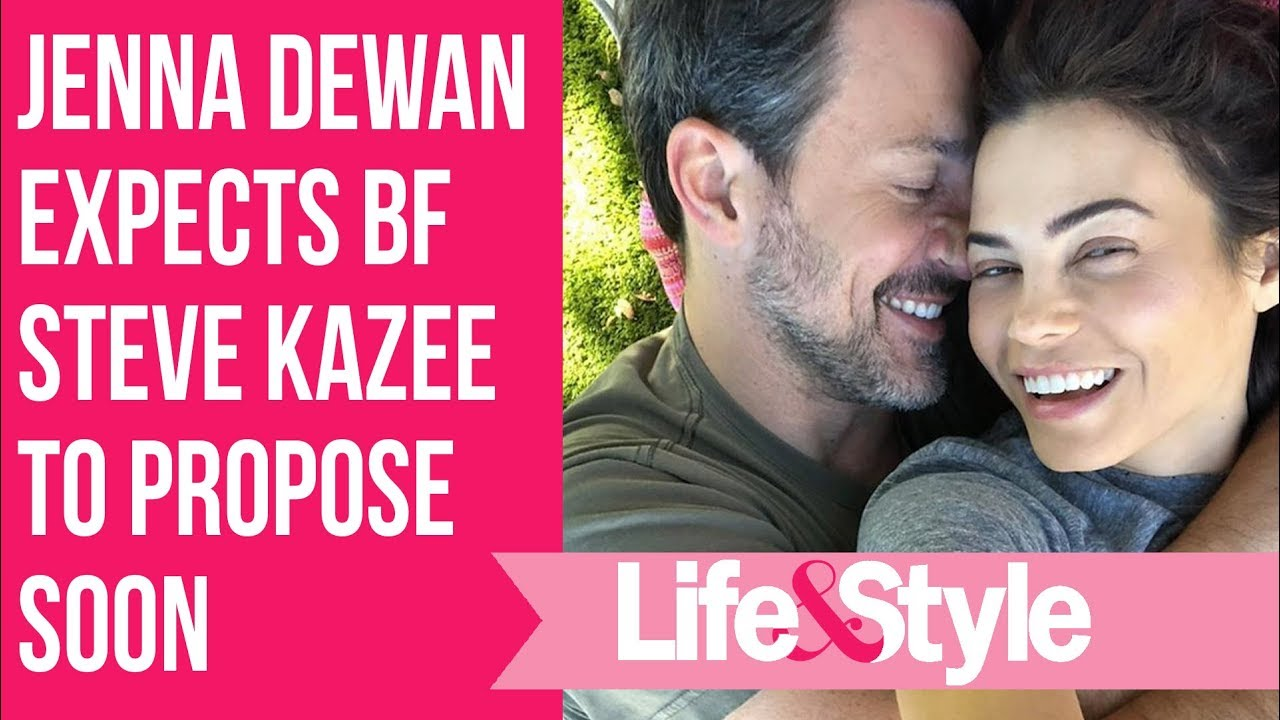 Jenna Dewan Is Engaged To Steve Kazee & She Has A Big Ring To ...