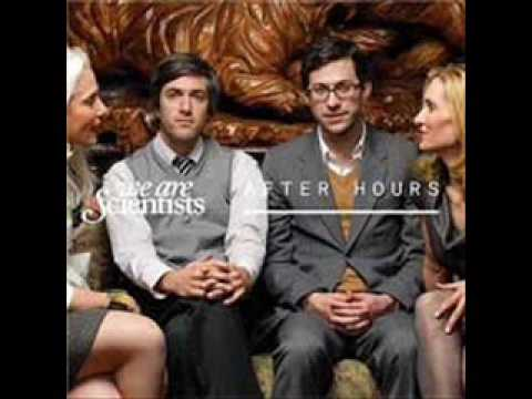 We Are Scientists - After Hours (w/ Lyrics) - YouTube