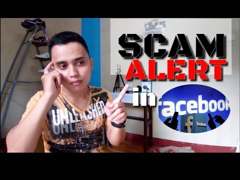messenger dating scams