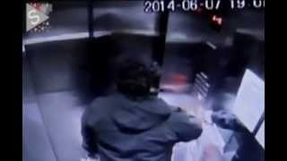 Acidente crashe EDIFICIO PARQUE BUSTAMANTE ACCIDENTE ascensor