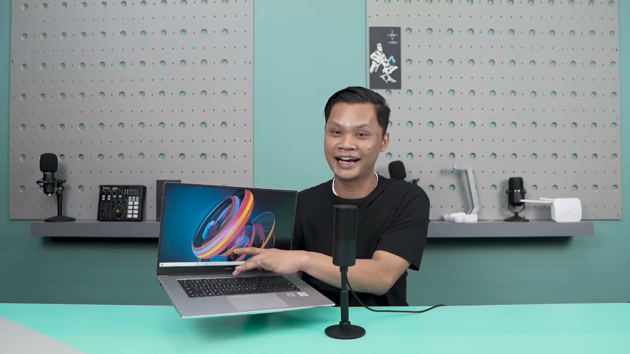 New HUAWEI Matebook D15 i5 - Review by DK ID