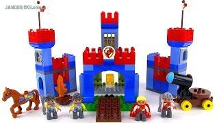 LEGO Duplo Big Royal Castle reviewed! set 10577